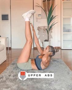Full Body Gym Workout, Summer Body Workouts, Gym Workout Videos, Gym Workout For Beginners, Abs Workout Routines, Fitness Workout For Women, Sport Fitness, Gym Workouts, At Home Workouts