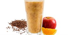 10 Receitas de Suco Detox Com Linhaça Para Emagrecer - MundoBoaForma.com.br Detox Week, Eat Right, Cantaloupe, Juice, Fruit, Healthy, Food, Behance, Drink Recipes
