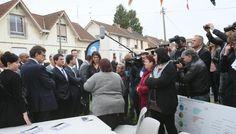 Lens: Manuel Valls annonce un projet d'intérêt majeur pour l'habitat du bassin minier - La Voix du Nord