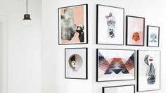 Artful Arrangements: 5 Ways To Create A Picture Gallery