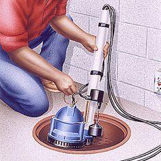 30 best home work sump pumps images sump pump drainage basement rh pinterest com