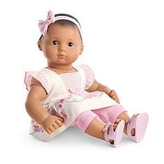 American Girl® Clothing: Pastel Carousel Outfit for Dolls