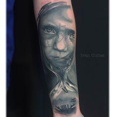 Tattoo by @ivancubastatt