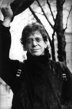 Lou Reed:  New York, January, 1997. Photograph by Chris Felver/Getty.