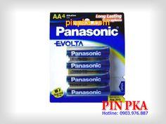 Pin tiểu AA Panasonic Evolta LR6EG/4B 1.5V - Hotline: 0903976887 (Ms.Lan Anh) - Email: phongkimanh8@gmail.com - Yahoo: pinpka