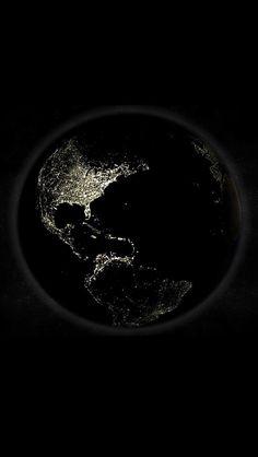 Earth Lights!