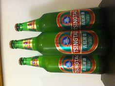 Tsing Tao beer, my favourite :)