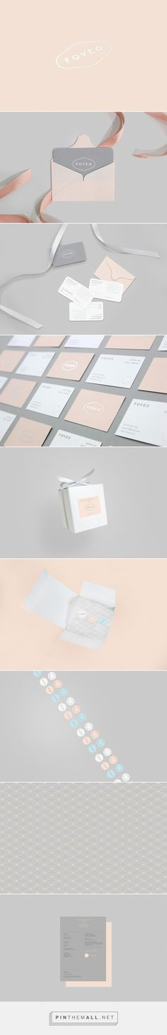 FOVEO Branding on Behance - created via https://pinthemall.net