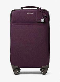 ef1e3f689b Michael Kors Jet Set Travel Saffiano Leather Suitcase  Handbagsmichaelkors  Leather Suitcase