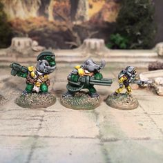 I was trying to re-identify these miniatures, being sure they were from Khurasan Miniatures, but couldn't find them on what can only be described as an archaic website. Warhammer 40k Figures, I Give Up, Post Apocalyptic, Science Fiction, Sci Fi, Gaming, Miniatures, Art, Art Background