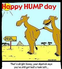 Why is wednesday called hump day