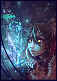 Little fairy by Kate-FoX on deviantART
