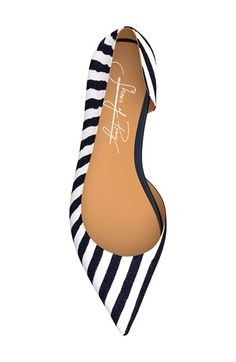 Shoes of Prey d'Orsay Flat (Women) Cute Pumps, Cute Shoes, Me Too Shoes, Shoes Flats Sandals, Shoe Boots, Ankle Strap Flats, Fashion Shoes, Fashion Accessories, Floral Flats