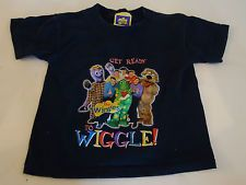 Vintage THE WIGGLES 4T Toddler T-Shirt Would probably fit 3T