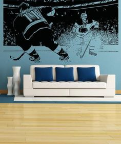 17 best Hockey bedroom images on Pinterest Hockey bedroom Deporte