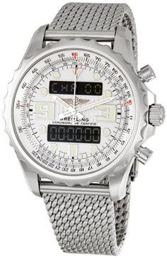 TOPSELLER! Breitling Men`s BTA7836534-G705SS Chronospace Chronograph Watch $4,050.20