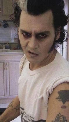 Tim Burton Johnny Depp, Young Johnny Depp, Here's Johnny, John Depp, Famous Musicals, Johnny Depp Pictures, Danny Elfman, Ugly Men, Fleet Street