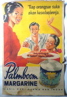 Palmboom Margarine