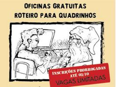 A Editora Capão Redondo está com inscrições Catraca Livre, até dia 3 de outubro, para duas oficinas. A entrada é Catraca Livre.