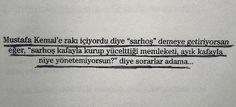 ATATÜRK halkına çapulcu değil , ' Yüce Türk Halkı ' derdi .