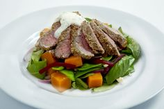 Making this delicious meal couldn't be easier. Find out how to make our Spiced Lamb Salad today!