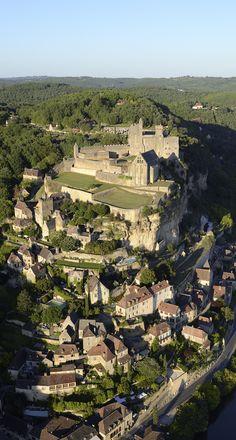 Beynac et Cazenac, Perigord Noir, Dordogne,