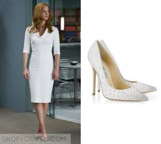 Suits: Season 5 Episode 10 Donna's Studded Heels
