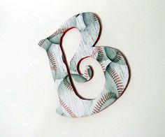 Baseball Decor  Custom Name Baseball