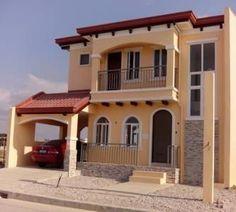 MyBenta ~ House & Lot for sale Isabel Model @ Antel Grand : Real Estate, Cavite City