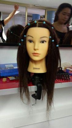 2 peinado de egipto