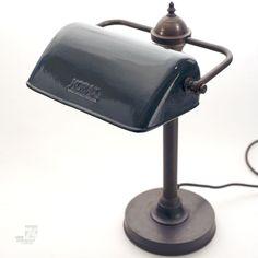 HORAX Bankerlampe - cyan74.com vintage and pop culture | SOLD