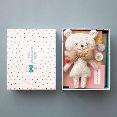 Cadeau de naissance original pour Fille : La Box pour Bébé | Ma Premiere Box