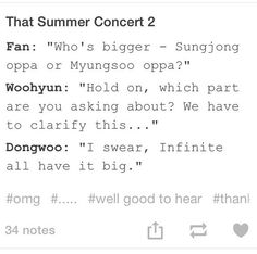 Omg....Dongwoo, this is why you are my bias!