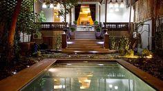 Luxuoso hotel em Santiago-CHI. Tarifa especial para sócios Zarpo