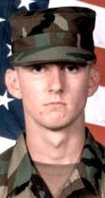 Army SGT Joshua B. Madden, 21, of Sibley, Louisiana. Died December 6, 2006, serving during Operation Iraqi Freedom. Assigned to 2nd Battalion, 27th Infantry, 3rd Infantry Brigade Combat Team, 25th Infantry Division, Schofield Barracks, Hawaii. Died of injuries sustained when an improvised explosive device detonated near his vehicle while on patrol during combat operations in Hawijah, Tamim Province, Iraq.