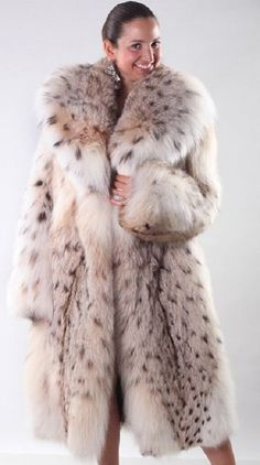 Lynx, Appreciation, Favorite Things, Fur Coat, Models, Nice, Jackets, Women, Fashion
