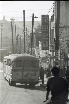 Seoul, late 1966   Photo by Stephen Dreher.