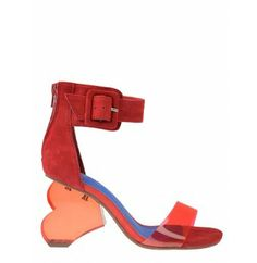 ed73eff2e33 LOVE ME - Jeffrey Campbell with Lucite Lux® heart shaped heel! 2000s  Fashion