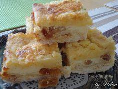 ...pečení na víkend - sypaný tvarohový koláč... Mexican Food Recipes, Sweet Recipes, Apple Pie, French Toast, European Countries, Czech Republic, Cooking, Breakfast, Desserts