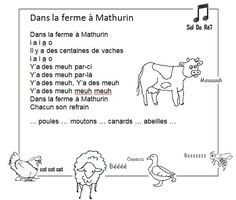 École Maternelle Jeanne Lecourt - Bléré (37) - Que de vaches ! Jeanne, Education, Memes, School, Farm Animal Crafts, Animal Activities, Kids Songs, Rhymes Songs, Educational Illustrations