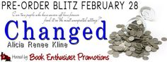 ♥Enter the #giveaway for a chance to win $5 GC + more♥ @AliciaReneeKline  StarAngels' Reviews: Pre-Order Blitz ♥ Changed by Alicia Renee Kline ♥ ...