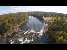 Roanoke River Weldon NC - YouTube