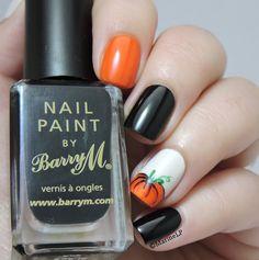 Marine Loves Polish: Nailstorming - Halloween !