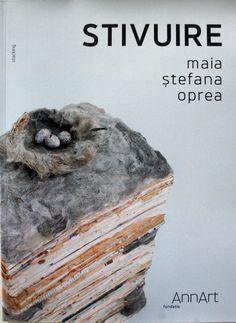 """THE ART BOOK 'Stacking' / CARTEA DE ARTĂ """"Stivuire"""""""