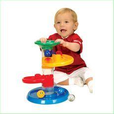 Rollipop Toddler Marble Race - Green Ant Toys Online Toy Shop www.greenanttoys.com.au #toys #kidstoys