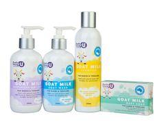 BabyU® Goat Milk Baby Lotion