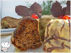 ΚΕΙΚ ΜΠΑΝΑΝΑΣ!!! - Νόστιμες συνταγές της Γωγώς! French Toast, Banana, Beef, Breakfast, Recipes, Food, Meat, Morning Coffee, Recipies