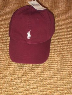 3914d9e4950 Polo Ralph Lauren Baseball Cap Fitted Solid Hats for Men
