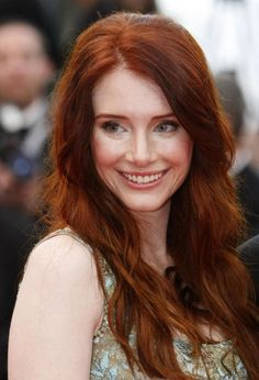 Actress Bryce Dallas Howard...