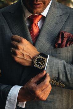 Νέα εβδομάδα, νέες ευκαιρίες. Είσαι έτοιμος να τη κατακτήσεις; Rolex Watches, Watches For Men, Accessories, Shopping, Fashion, Moda, Men's Watches, Fashion Styles, Fashion Illustrations